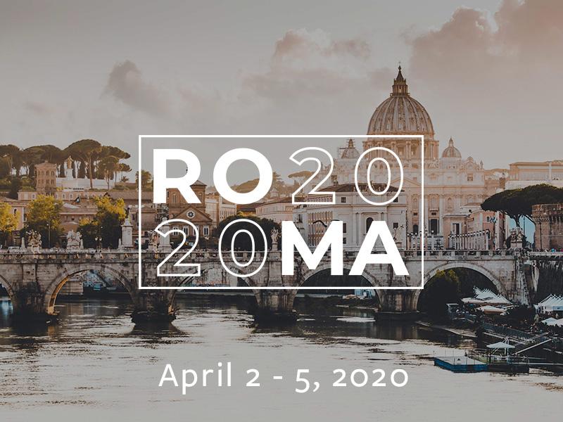 CHS EMEA Regional Meeting: Roma 2020