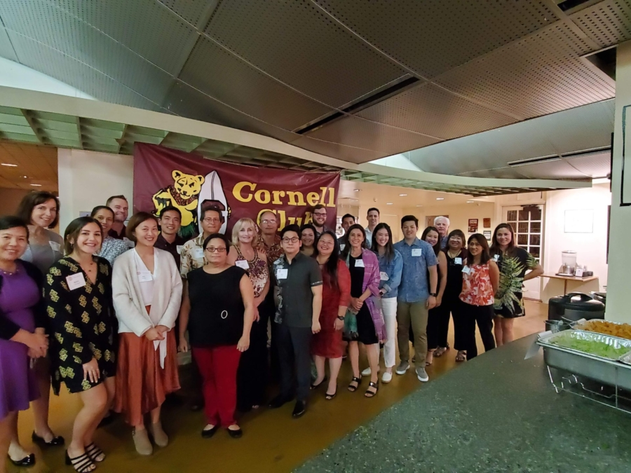 CHS Hawaii & Cornell Club of Hawaii Ring in the New Year